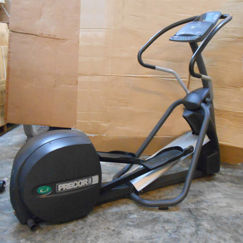 elliptical machine precor