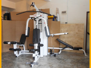 Life Fitness 8500 3-Stack Multistation (Used)