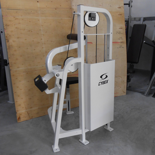 cybex ab crunch machine