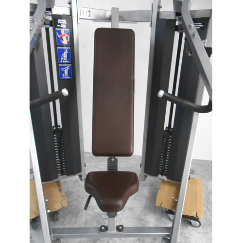 hammer strength chest press machine