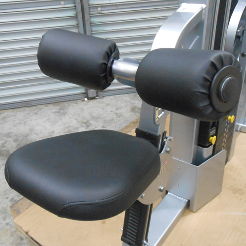 nautilus lat machine
