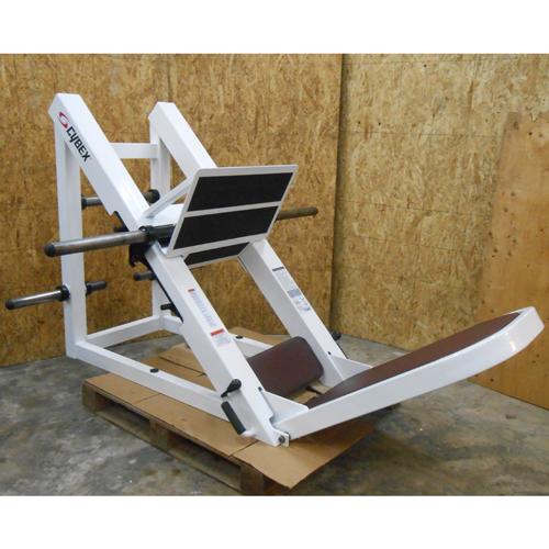 cybex squat machine