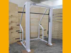 Cybex Smith Machine #3 (Used)-Front