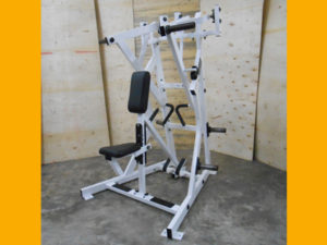Hammer Strength Iso-Lateral Low Row (Used)