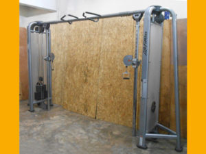 Life Fitness Signature Cable Crossover #2 (Used).