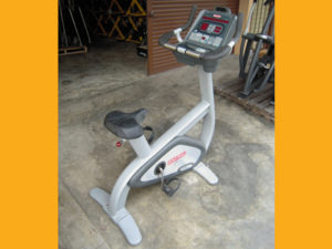Used Star Trac Pro 6300 Upright Bike - 1unit