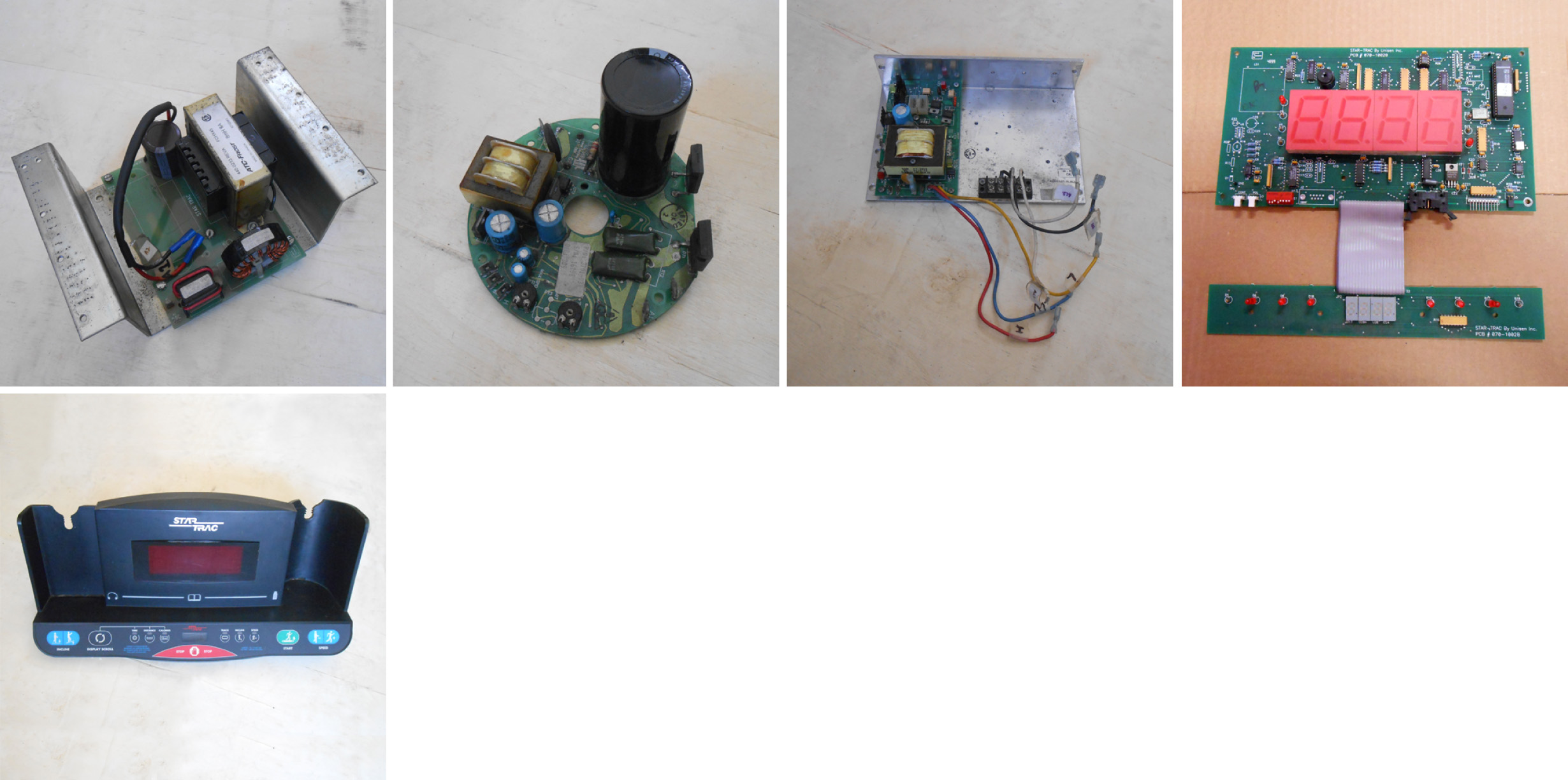 Used Spare Part For StarTrac Tr3900 Treadmill _800px x 1000px